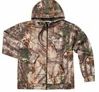 NEW Sm XL NFL RealTree Xtra New Orleans Saints Mens Zip Jacket Camo Coat Hoodie $28.97 USD on eBay