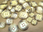 12-20mm 20/50/100grams KHAKI COLORS VARIOUS SIZE SEWING BUTTON MIXED LOTS BW6585