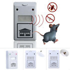 Practical Ultrasonic Electronic Mosquito Rat Rodent Pest Mouse Control Repeller