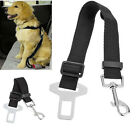 Adjustable Car Safety Seat Belt Harness Restraint Lead Travel Clip For Pet Dog