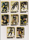 1986-87 OPC PITTSBURGH PENGUINS Select from LIST NHL HOCKEY CARDS O-PEE-CHEE $2.09 CAD on eBay