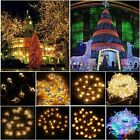 Electric/Battery 10-1000LED String Fairy Light Lamp Christmas Wedding Party UK