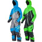 Motorfist Men's Blitzkrieg Suit - Uninsulated Waterproof Windproof - Blue Green