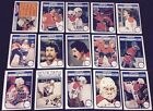 1982-83 OPC WASHINGTON CAPITALS Select from LIST NHL HOCKEY CARDS O-PEE-CHEE
