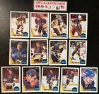 1987-88 OPC ST.LOUIS BLUES Select from LIST NHL HOCKEY CARDS O-PEE-CHEE