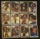 1985-86 OPC BUFFALO SABRES Select from LIST NHL HOCKEY CARDS O-PEE-CHEE