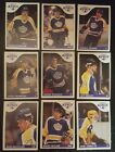 1985-86 OPC LOS ANGELES KINGS Select from LIST NHL HOCKEY CARDS O-PEE-CHEE