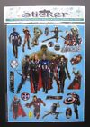 Lot Avengers Stickers Children Stick Transparent PVC stickers Party Gifts T95