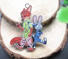 Lot Zootopia Metal Charms Pendants Jewelry Making Party Gifts M51