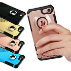 Ring Hold Luxurious Shock Proof Impact Armor Cover Case For Apple iPhone 7 Plus