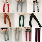 Baby Kids Toddlers Girls Knee High Socks Tights Leg Warmer Stockings For 3-12 YR