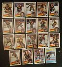 1984-85 OPC VANCOUVER CANUCKS Select from LIST NHL HOCKEY CARDS O-PEE-CHEE $2.09 CAD on eBay