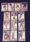 1980-81 OPC COLORADO ROCKIES Select from LIST NHL HOCKEY CARDS O-PEE-CHEE