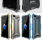 Shockproof  R-JUST Aluminum Metal Case Cover ForApple iPhone 7 7Plus