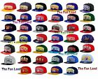 New NBA Mitchell and Ness Mens Double Bonus Snapback Cap Hat on eBay