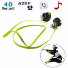 Wireless Bluetoot Headset Sports Earbuds HD Stereo Headphone for IOS Android