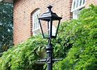 Victorian Style Lantern - use with Antique Garden Lamppost Lighting - Dorchester