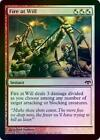 7x Fire at Will - Foil New MTG Eventide Magic