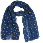 Fashion New Lady Women's Long Soft Wrap Lady Shawl Cotton Chiffon Scarf Scarves