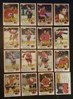 1981-82 OPC PHILADELPHIA FLYERS Select from LIST NHL HOCKEY CARDS O-PEE-CHEE