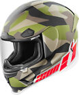 Icon Racing Adult 2017 Airframe Deployed Street Motorcycle Helmet Sizes XS-3XL