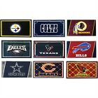 nEw NFL FOOTBALL TEAM AREA RUG - Sports Logo Accent Decor Carpet 4x6 FLOOR MAT $129.99 USD on eBay