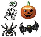 Halloween Inflatable Decorations Skeleton Pumpkin Spooky Scary Kids Room Party