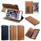 CobblePro Premium Genuine Leather Wallet Card Case For iPhone 6 6s Plus 4.7/5.5