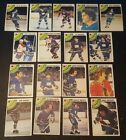1978-79 OPC VANCOUVER CANUCKS Select from LIST NHL HOCKEY CARDS O-PEE-CHEE
