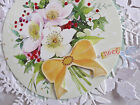 Handmade 3D CHRISTMAS CARD TOPPER Various toppers available - Cardmaking Crafts