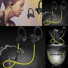 Wireless Bluetooth 4.1 Headset Bass Stereo Headphone Earphone For iPhone Samsung