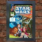 STAR WARS Comic Cover 91st Edition Reproduction Rare Vintage Wall Art Print #19