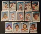 1976-77 OPC WASHINGTON CAPITALS Select from LIST NHL HOCKEY CARDS O-PEE-CHEE $2.59 CAD on eBay