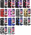 Dynamic Hybrid Case Phone Cover for Alcatel Onetouch Flint 50540