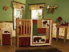 Trend Lab Northwoods Baby Nursery Crib Bedding CHOOSE FROM 3 4 5 6 7 Piece Set