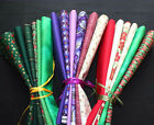 Bundles Christmas Fabric.6 Fat Quarters.Quilting, Bunting,Crafts**From £6.00**