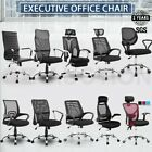 PU Leather & Mesh Office Chair Computer Eames Replica Home Executive Seat