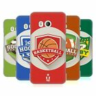 HEAD CASE DESIGNS SPORTS BADGE HARD BACK CASE FOR HTC PHONES 1