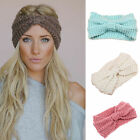 New Women knit headband crochet winter warmer lady hairband Hair Band headwrap