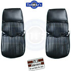 1968 Skylark Front Seat Covers Upholstery Custom GS 400 GS 350 PUI New