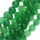 Green Aventurine 4mm Round Beads / 15-16 Inch Strand