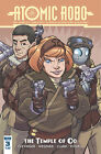 ATOMIC ROBO AND THE TEMPLE OF OD #3 (IDW 2016 1st Print) COMIC. BOARDED