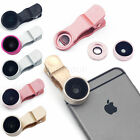 2in1 Universal 0.36X Zoom Wide Angle Lens +15x Macro lens +Clip For Mobile Phone