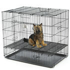 Midwest Homes For Pets Puppy Playpen Plastic Pan Yard Kennel