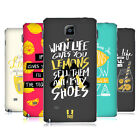 HEAD CASE DESIGNS LIFE AND LEMONS REPLACEMENT BATTERY COVER FOR SAMSUNG PHONES 1