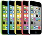 Apple iPhone 5C 16/32GB Unlocked Smartphone - Grade A+ Condition 5 Colors UK
