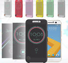 7Colors Ice View Mirror Flip Smart Case Protective Cover For HTC 10 m10 Case LOT
