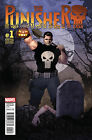 PUNISHER ANNUAL #1 OLIVETTI VARIANT (MARVEL 2016 1st Print) COMIC. BOARDED