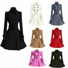 Fashion Women Warm Slim Coat Jacket Thick Parka Overcoat Long Winter Outwear New