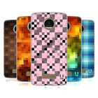 HEAD CASE DESIGNS PIXEL MUSTER SOFT GEL HÜLLE FÜR MOTOROLA MOTO Z FORCE